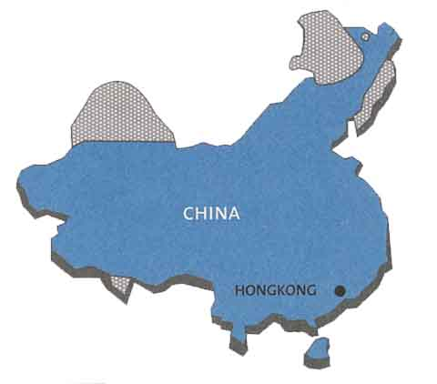 Land-Form China