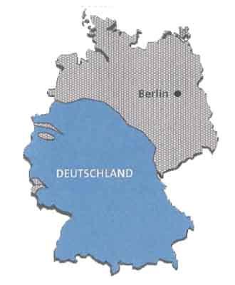 Land-Form Deutschland