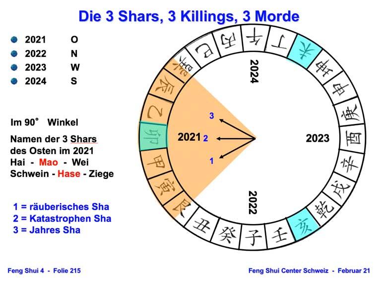 Die 3 Shars 2021