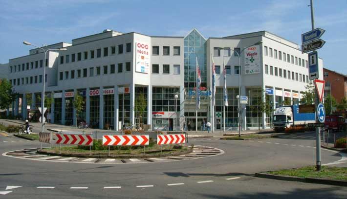 Einkaufszentrum Wettingen 1