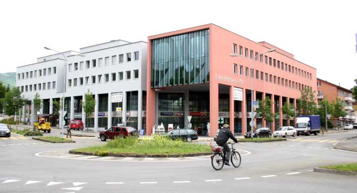 Feng Shui Einkaufszentrum Wettingen 2