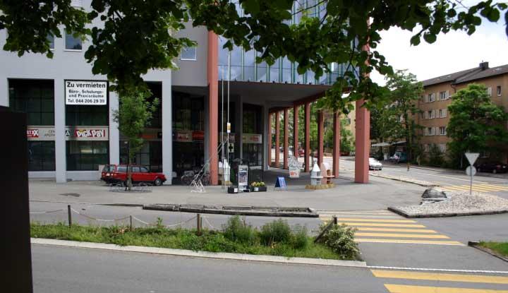 Feng Shui Einkaufszentrum Wettingen 3