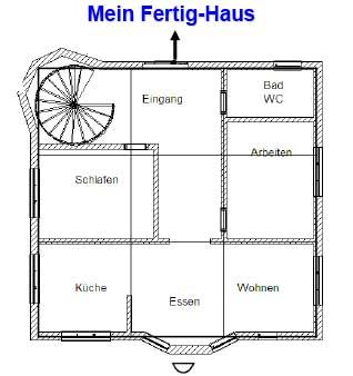 Bazhai - Fertig-Haus