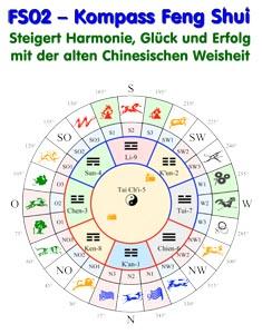 FS02-FengShui Ausbildung - Kompass Feng Shui